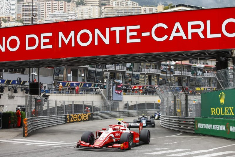 Sean Gelael tak ingin terlena di Formula 2 di Sirkuit Paul Ricard