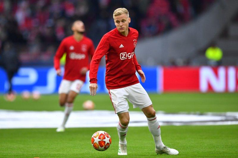 De Beek mau cemerlang dengan Tim Belanda