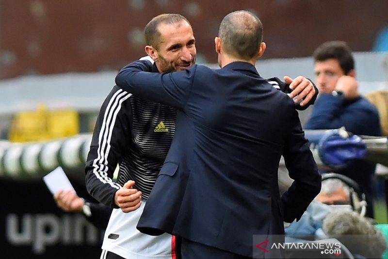 Juventus alami kekalahan di laga perpisahan Allegri