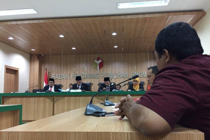 Bawaslu RI tolak laporan terkait Situng KPU