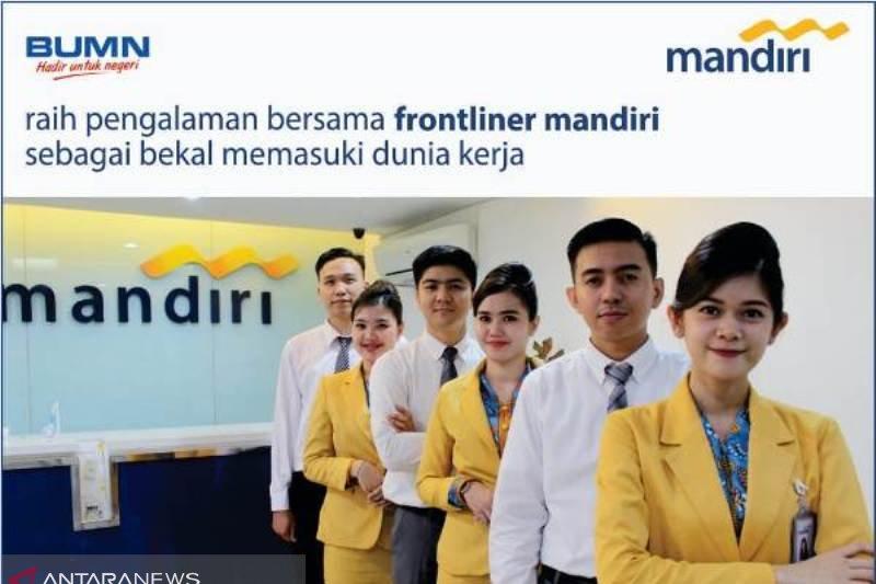 Bank Mandiri Pangkal Pinang buka lowongan untuk teller dan CS
