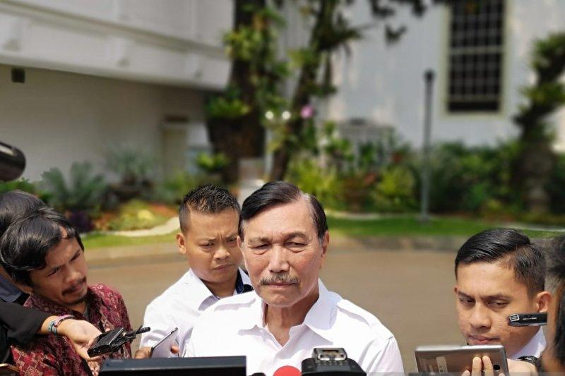 Ancaman pembunuhan aksi 22 Mei merupakan cara kampungan, kata Luhut