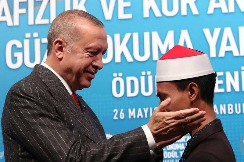 Qori asal Bima Juara MTQ Internasional di Turki