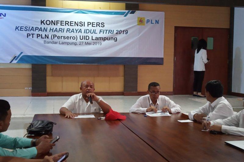 Amankan kondisi kelistrikan Lampung  PLN siapkan 1.064 personel