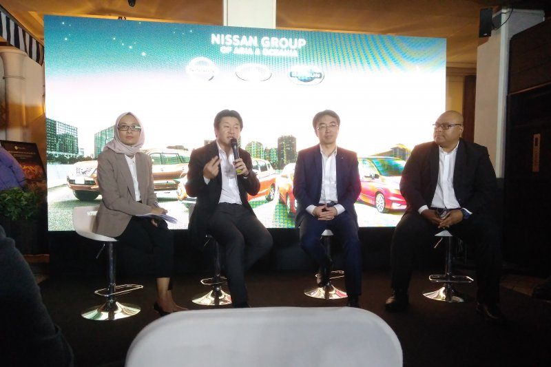 Nissan sediakan empat posko, 26 bengkel siaga Lebaran 2019