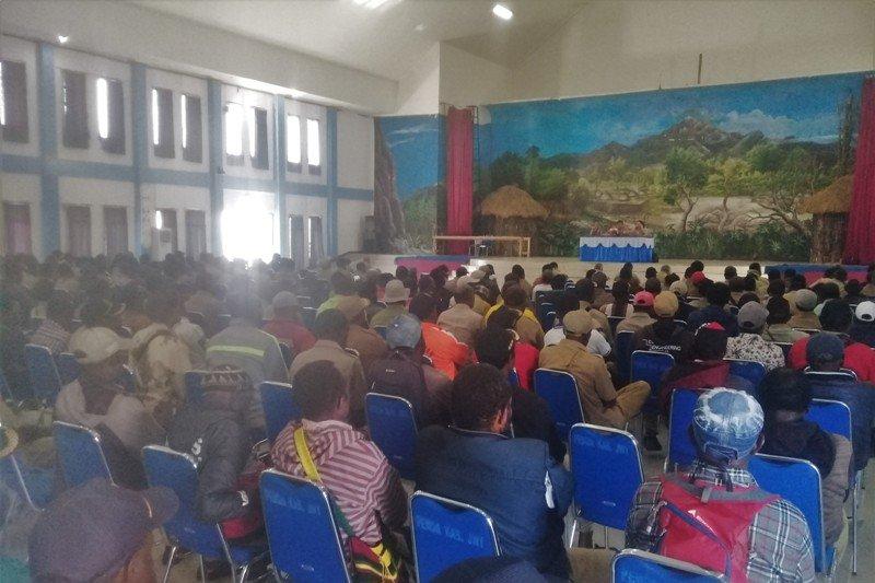 279 kampung di Jayawijaya tidak laporkan penggunaan dana desa/kampung