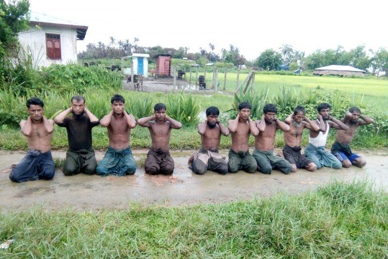 Terkait Rohingya, AS jatuhkan sanksi terhadap panglima Myanmar