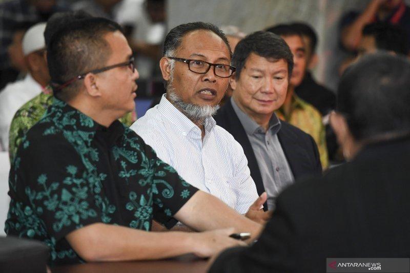 MK diminta waspadai manuver Bambang Widjojanto
