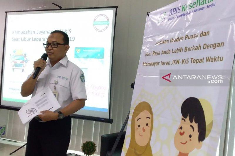 BPJS Kesehatan pastikan peserta JKN-KIS terlayani saat mudik Lebaran