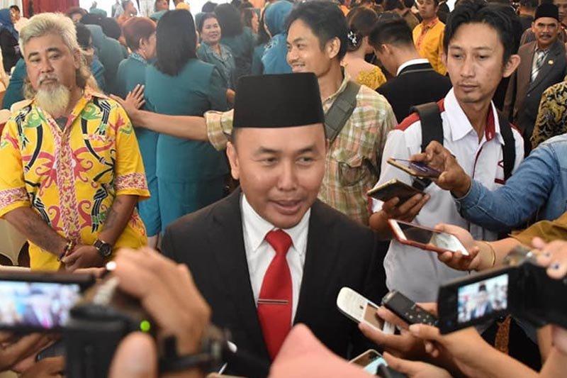 Bupati dan Wabup Kobar dukung Sugianto kembali maju di Pilkada Kalteng