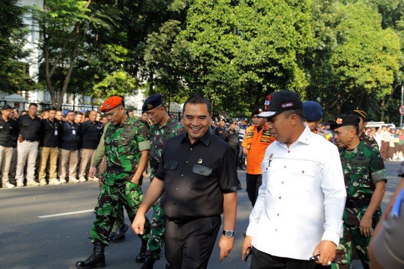 DPRD Jabar apresiasi sinergi Polisi dan TNI hadapi arus Lebaran