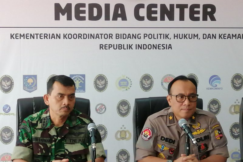 Polri sebut pimpinan lembaga survei jadi target pertama pembunuhan