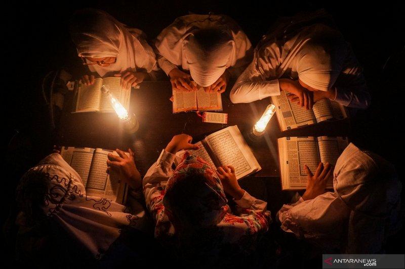 Ponpes Darul Aswaja Rohil terima bantuan untuk rehabilitasi pascainsiden kebakaran