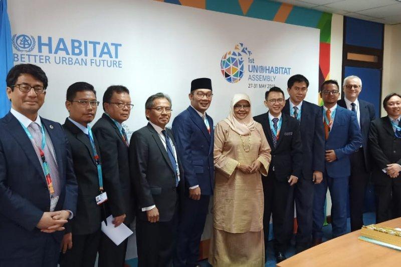 PBB apresiasi inovasi Ridwan Kamil dalam menata kota