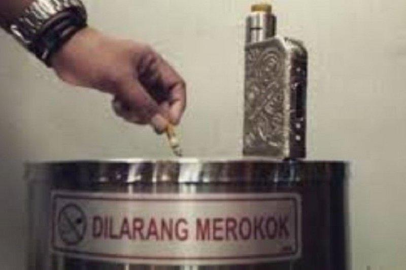 Dokter spesialis paru jelaskan alasan sulit berhenti merokok