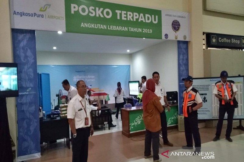 Bandara Adi Soemarmo buka posko terpadu untuk sambut pemudik
