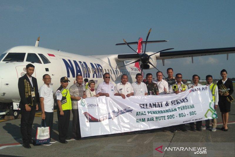 Nam Air buka penerbangan rute Solo-Banjarmasin