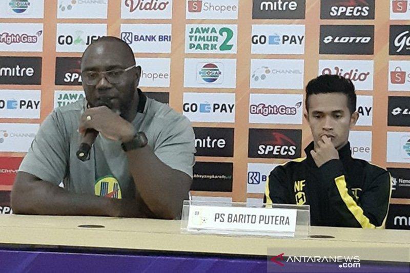 """Jelang """"derby"""", empat pemain top Barito masih bela Timnas"""