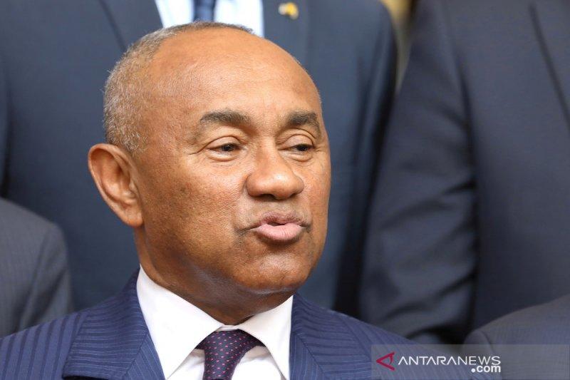 Presiden CAF membentuk komite keamanan menjelang Piala Afrika