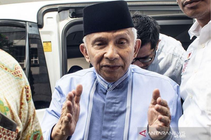 Pertemuan Prabowo dan Amien Rais Selasa sore