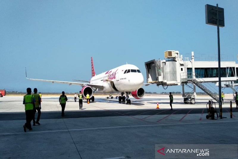 Batik Air resmi melayani penerbangan dari Soetta ke BIY (VIDEO)