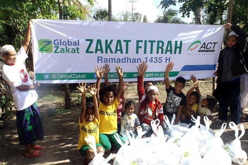 Global Zakat-ACT distribusikan zakat ke berbagai wilayah di Indonesia