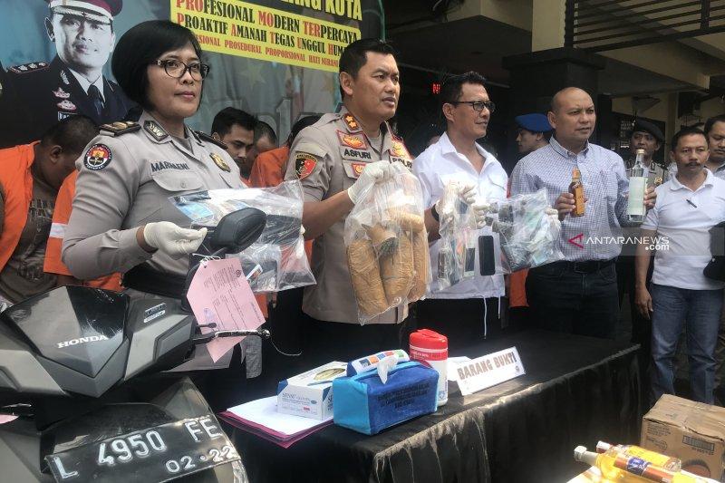 Operasi Pekat Semeru Kota Malang ungkap puluhan kasus premanisme