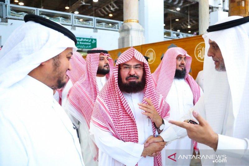 Raja Salman gandeng negara Islam sukseskan KTT Islam