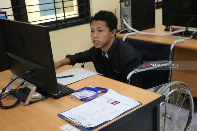 22.640 peserta ikuti UTBK-SBMPTN 2019 di Universitas Jember