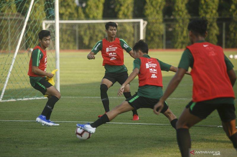Timnas U-23 Indonesia kembali jumpa Thailand di Piala Merlion 2019