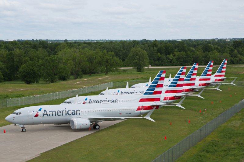 Boeing dapat pesanan besar 737 Max, meski dilarang terbang