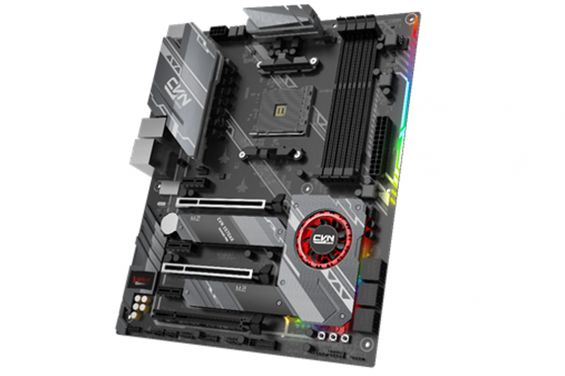 Inilah Motherboard AMD X570 pertama COLORFUL, CVN X570 GAMING PRO V14