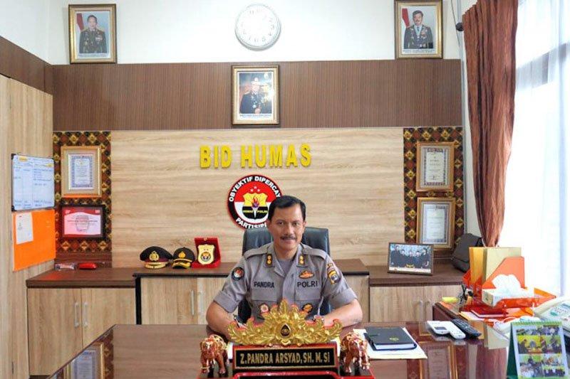 Polda Lampung jelaskan ada 29 lokasi rawan kecelakaan