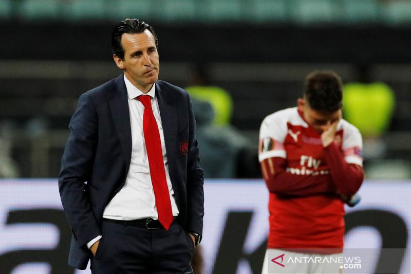 Emery sempat mengira Arsenal raih hasil positif