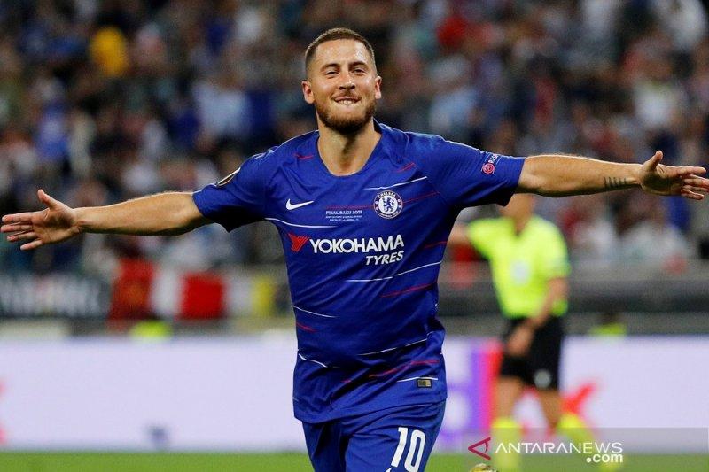 Chelsea tekuk  Arsenal 4-1 dan jadi juara
