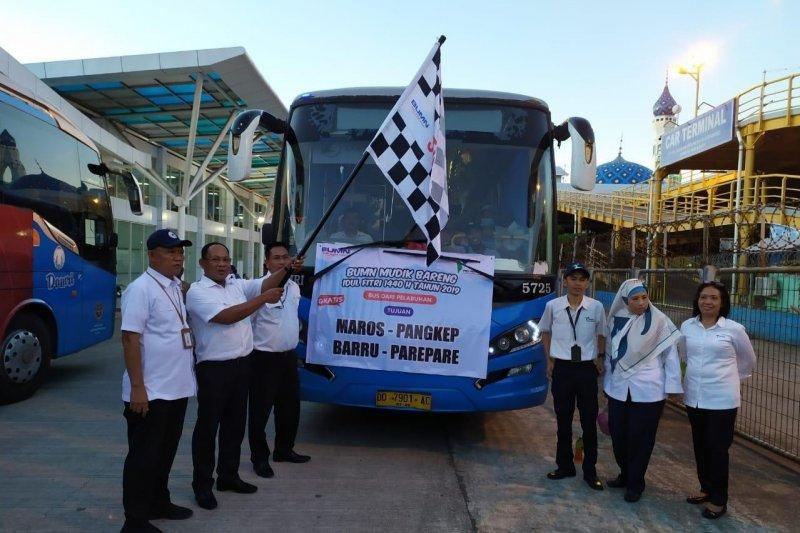 Pelindo IV target berangkatkan 3.000 orang mudik Lebaran