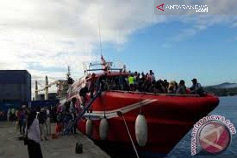 KSOP Kendari tunda pemberanagkan kapal melebihi penumpang