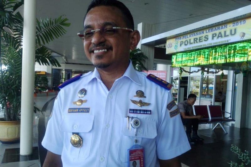 Bandara Mutiara Palu gandeng BNN tangkal peredaran narkoba.