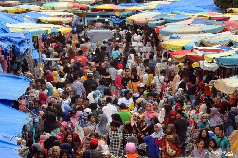 Resah diapit daerah Corona, pasar di Solok Selatan tutup 2 minggu
