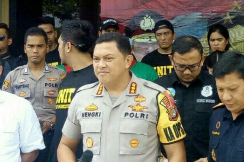 Polisi: racun di anak panah perusuh 22 Mei berjenis Zink Posfit