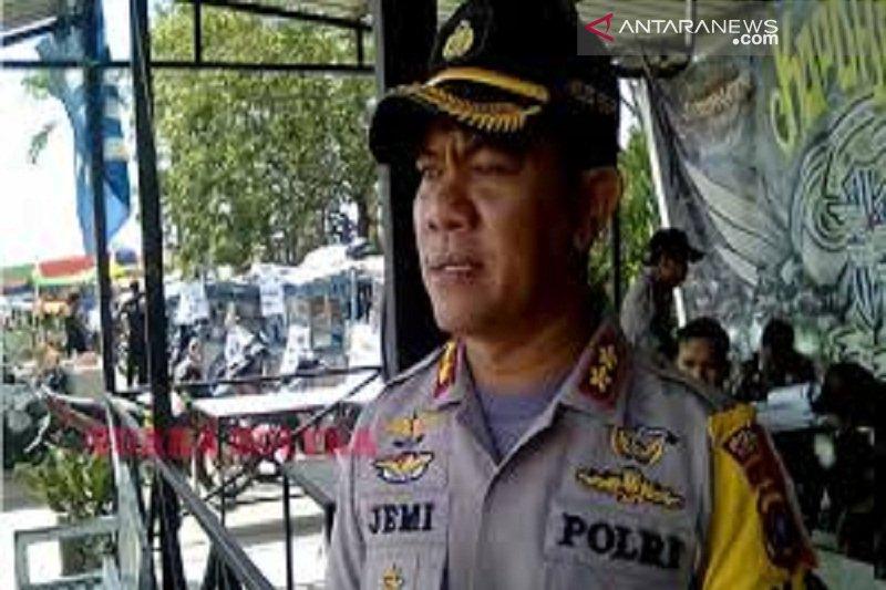 Polisi buru tersangka buronan pembunuhan di Kendari