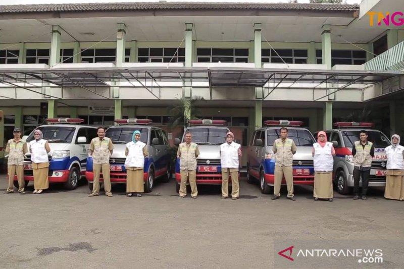 Dinkes Tangerang siagakan paramedis dan mobil ambulans gawat darurat