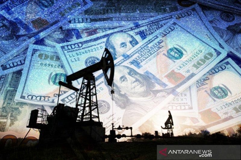 Harga minyak kembali naik hampir dua persen