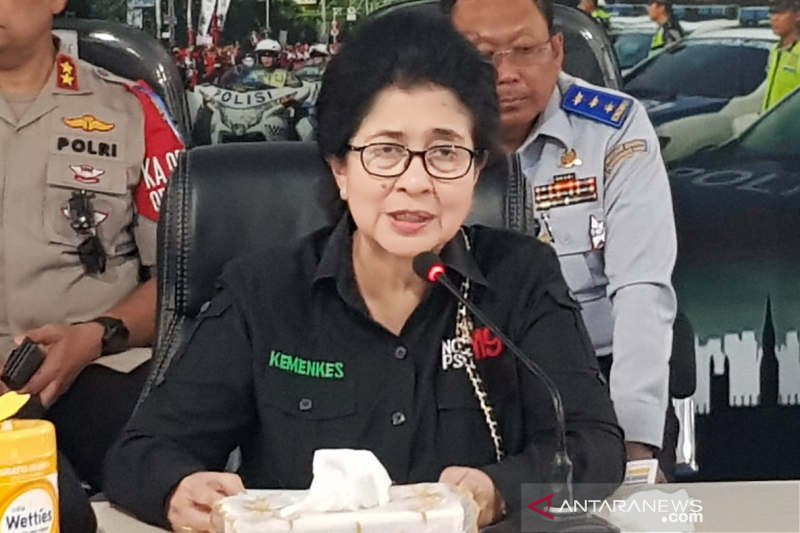 Pascapenusukan Wiranto, Menkes dapat tambahan pengamanan