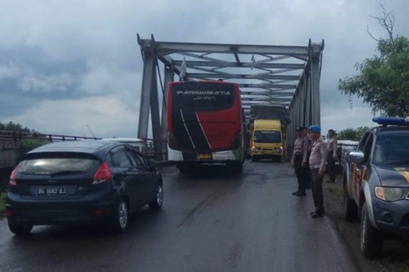 Polres Mesuji tingkatkan patroli di daerah perbatasan kabupaten
