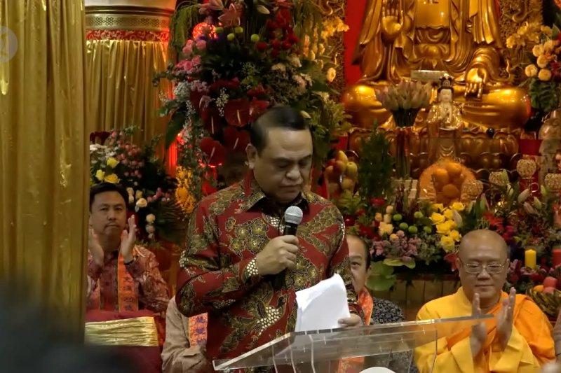 Peringati Waisak, Menpan RB ajak umat Budhha jaga keutuhan bangsa
