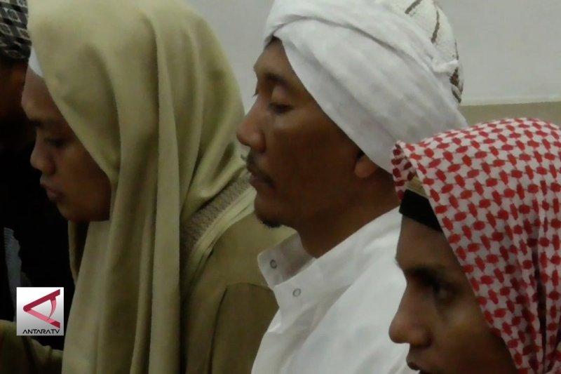 Pesan damai dari tarekat Naqsabandiyah Deli Serdang