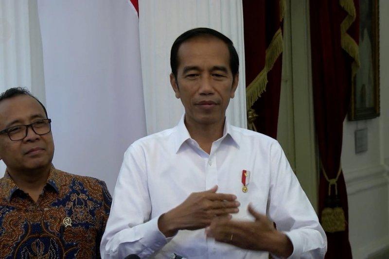 Jokowi bahas rencana bertemu Prabowo