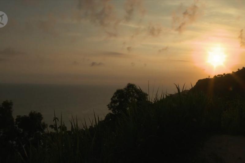 Pantai Menganti Kebumen, wisata alternatif jalur lintas selatan