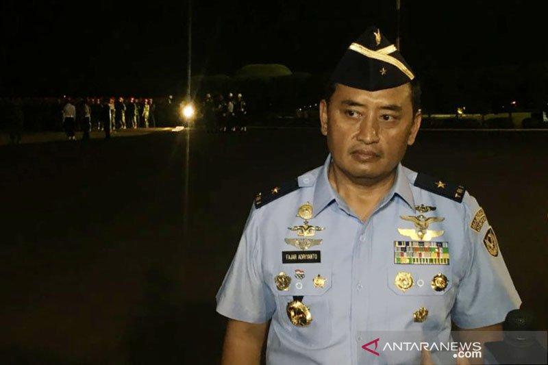Nyanyi sambut Habib Rizieq, prajurit TNI AU ditahan POM